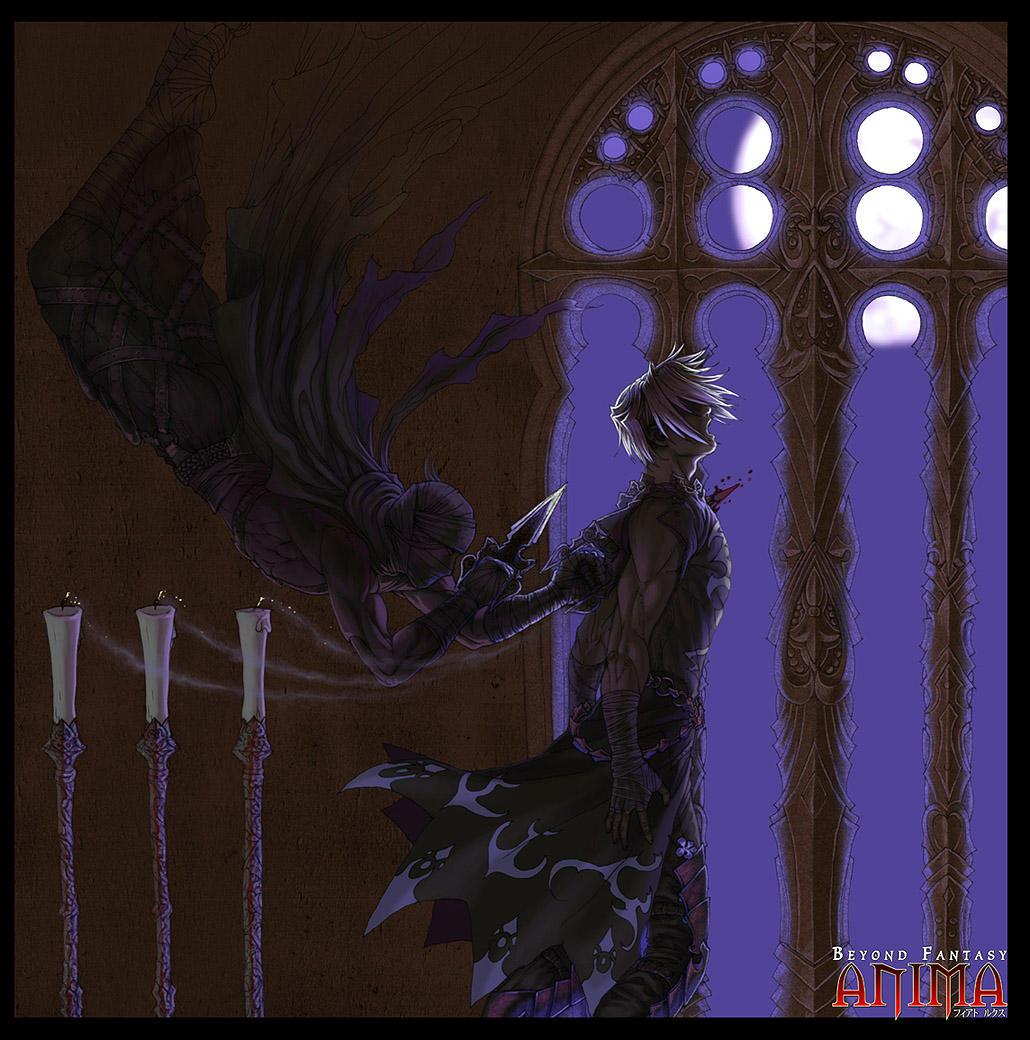 Anima: Assasination by Wen-M