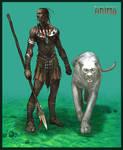 Anima: Forest warrior