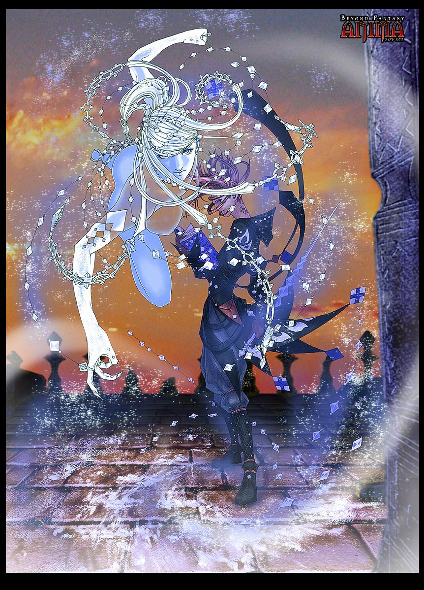 Anima: Ice Goddess by Wen-M