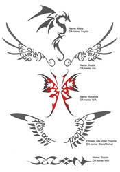 tattoos. no 3 by Wen-M