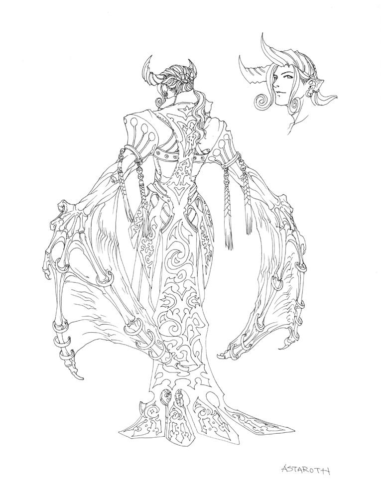 AstarothLines by Wen-M