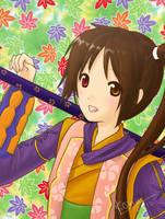Onimusha 4: Jubei by jeiko-chan
