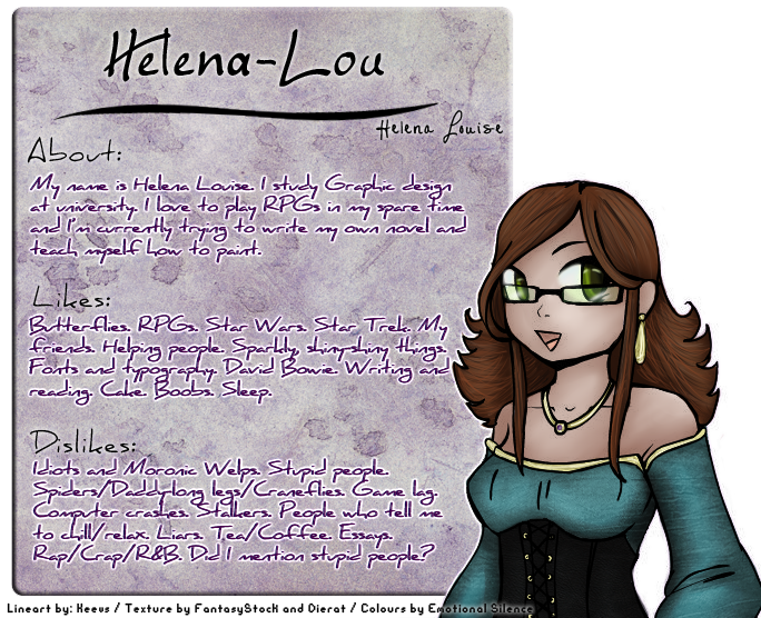 ID by Helena-Lou