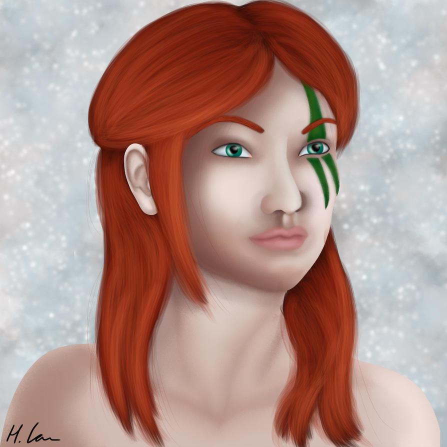 Comm: Isriana by Helena-Lou
