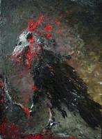 Raven by kafk3d