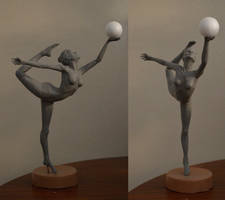 The Dancer by MichaelEastwood