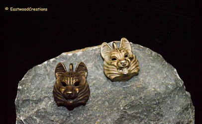 Husky Pendants by MichaelEastwood