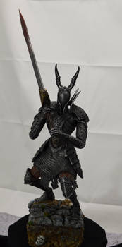 Dark Souls Black Knight Collectable