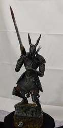 Dark Souls Black Knight Collectable by MichaelEastwood
