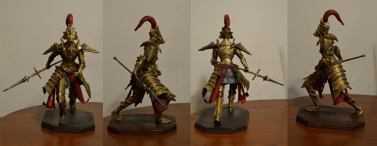 Final Ornstein *SOLD* by MichaelEastwood