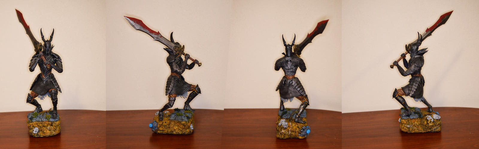 New Black knight for sale by MichaelEastwood