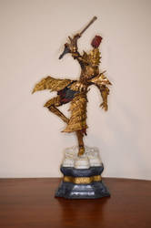 Ornstein Sculpture by MichaelEastwood