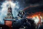 Postapocalypse Moscow ! (based on Metro 2033)