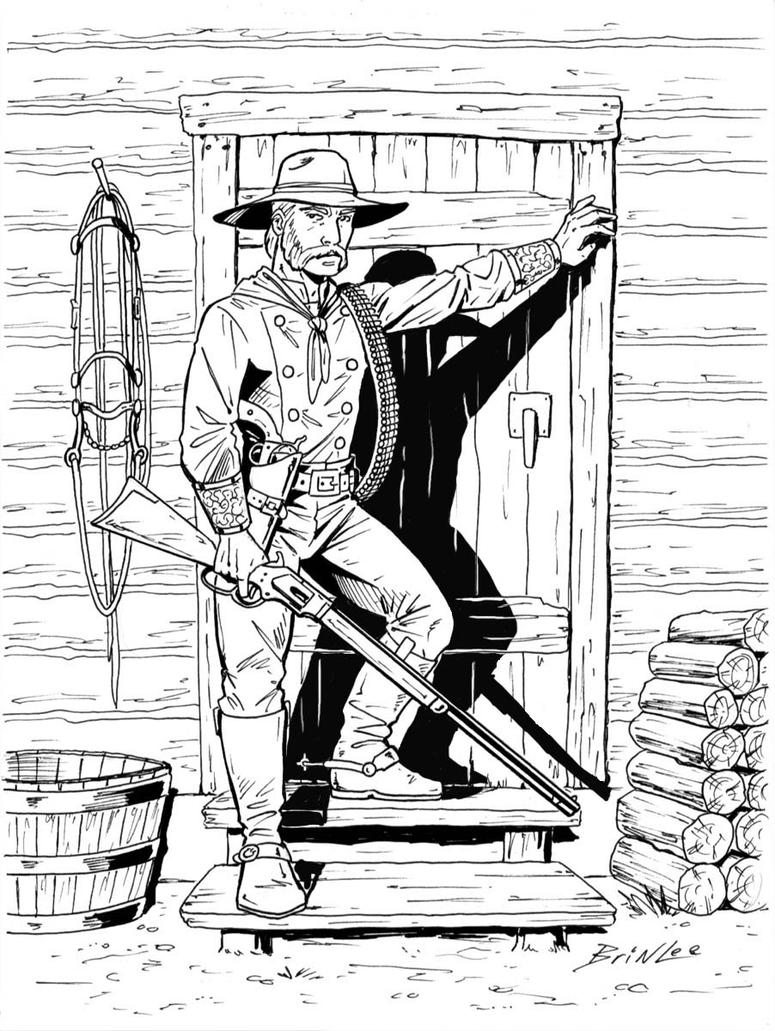 Gunfighter rpg art 3 by taman88 on deviantart - Gunfighter wallpaper ...