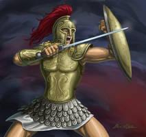 Achilles by Taman88
