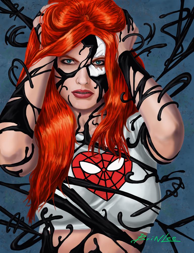 Venomous Redhead by Taman88