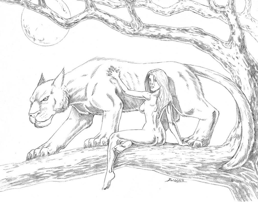 Cat Mistress by Taman88