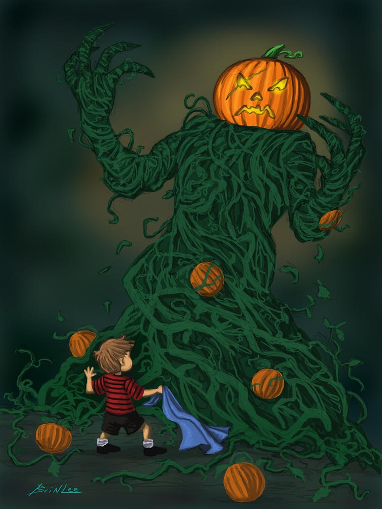 The Great Pumpkin by Taman88