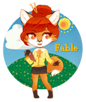 Fable || Animal Crossing OC