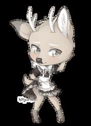 Deer Maid