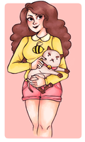 Bee and Puppycat by Szaris