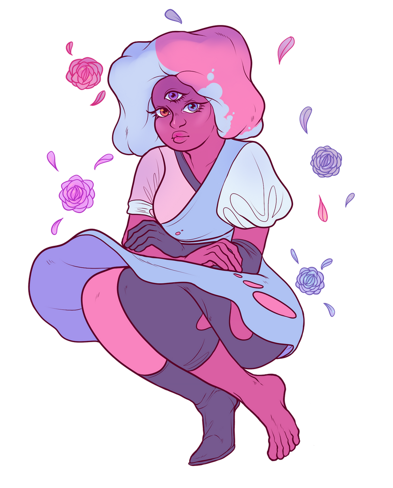 Like everyone - felt in love with first garnet
