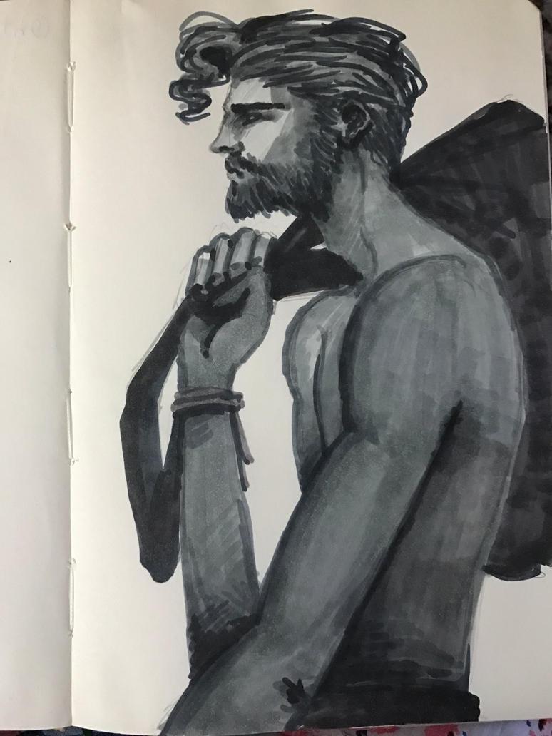 Wanderer  by GVelicastelo