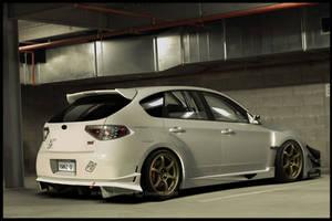 Subaru_Impreza_STi_TimeAttack by Danyutz
