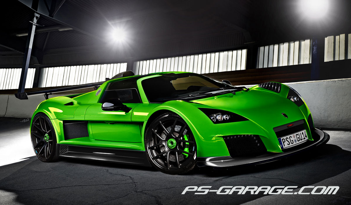 Gumpert Apollo Roadster by Danyutz on DeviantArt