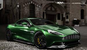2013 Aston Martin Vanquish AM310