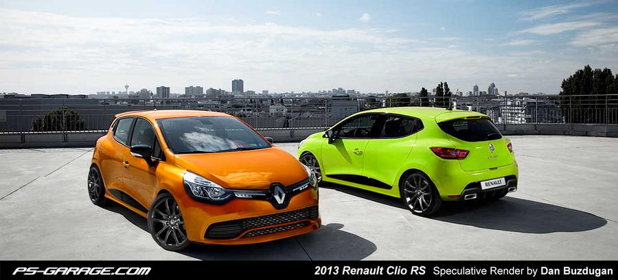 2013 renault clio rs by danyutz on deviantart. Black Bedroom Furniture Sets. Home Design Ideas