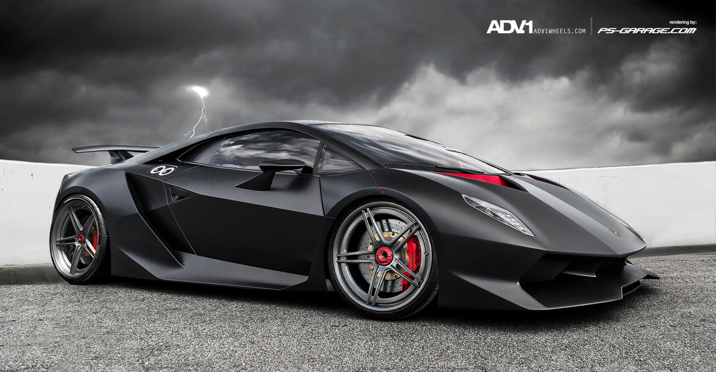 lamborghini sesto elemento by danyutz on deviantart. Black Bedroom Furniture Sets. Home Design Ideas