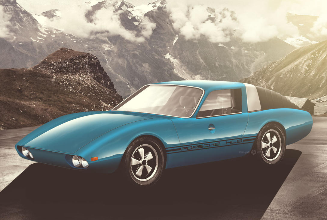 Porsche 911 HLS - The Forgotten Porsche by Danyutz