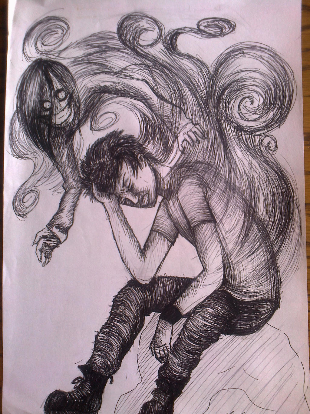 Monster inside me by Bawaria Monster inside me by Bawaria