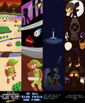 Unfinished Zelda Fan Art