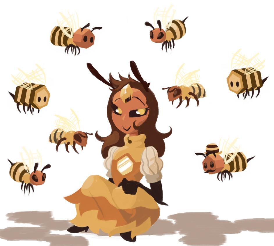 Jazz Honeydew by Scarlet-Ajani