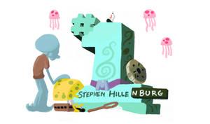 Stephen Hillenburg: Spongebob's Creator by Scarlet-Ajani