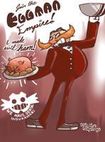 Evil Ham by Scarlet-Ajani