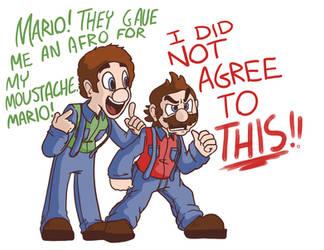 Super Mario Bros Movie by Scarlet-Ajani