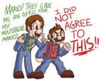 Super Mario Bros Movie by MariiBoops