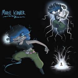 Hero Ed Academia: Marie