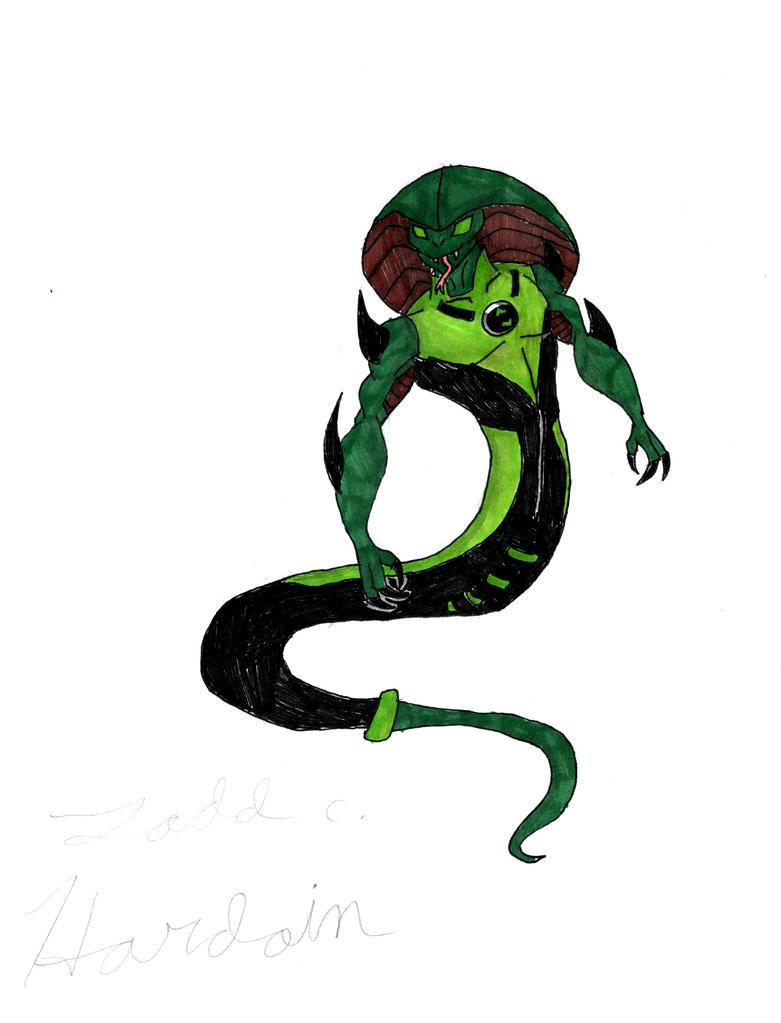 Snakepit(Ken) by supertodd9