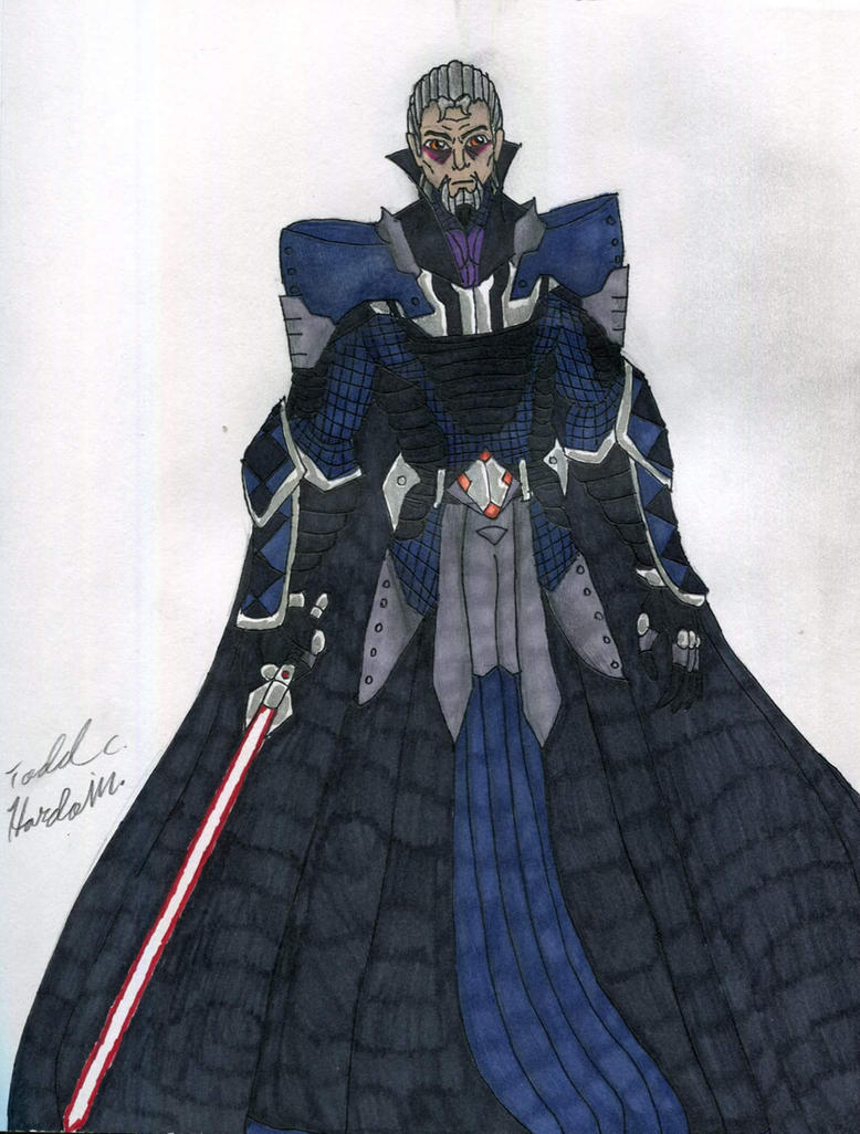 Darth Magnuth by supertodd9