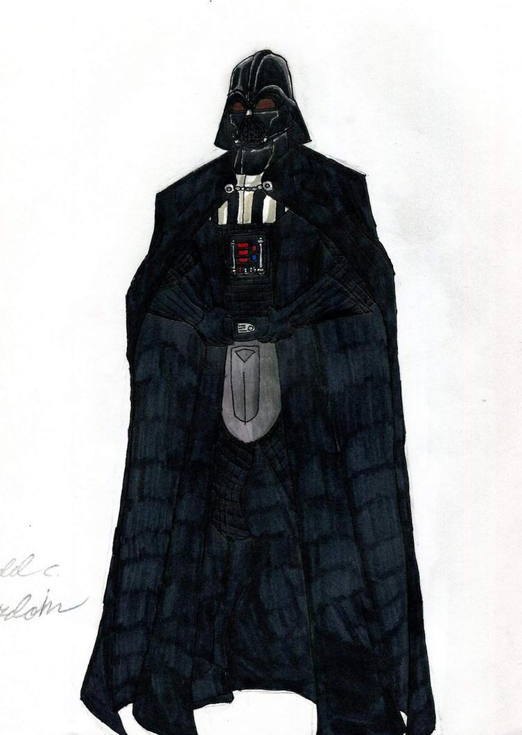 Darth Vader (redo) by supertodd9