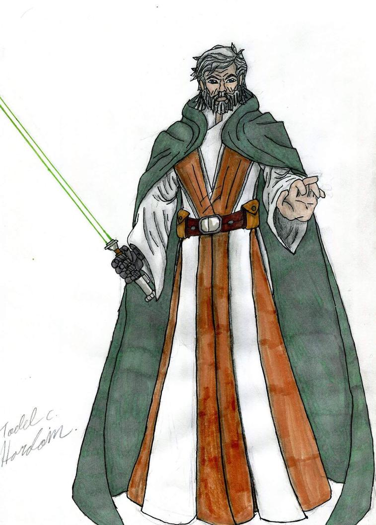 Luke Skywalker(the force awakens) by supertodd9