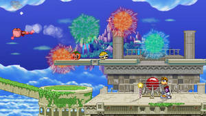Rayman vs Bomberman - 5