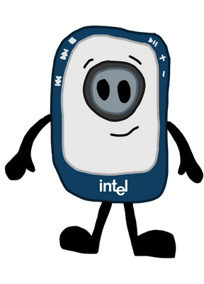Intel MP3 Player (My Object Show OC) V2