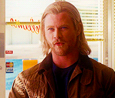Thor in the cafeteria gif by Marianagmt