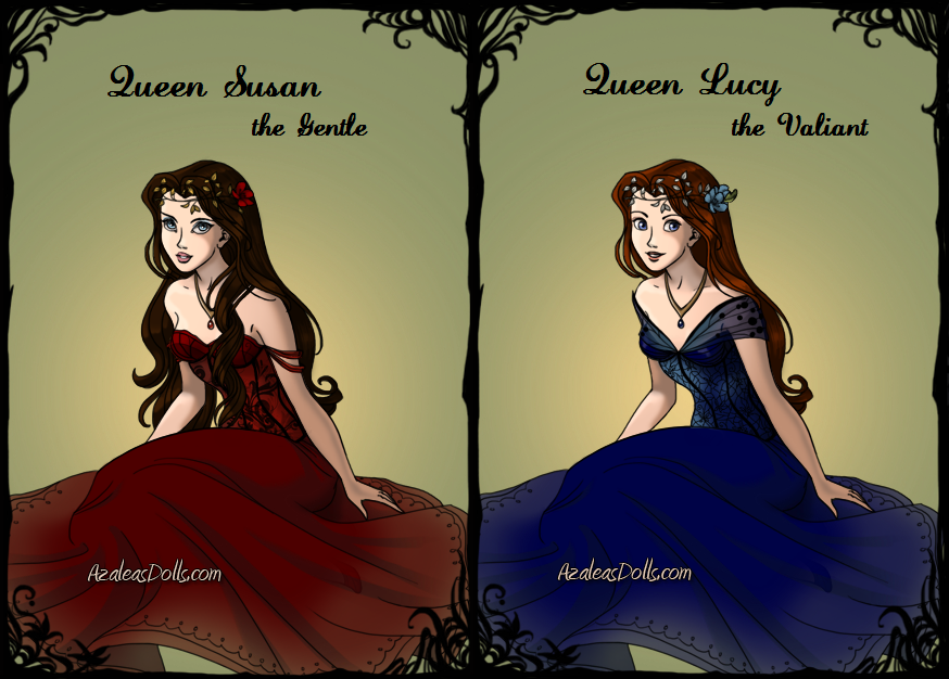 Queens of Narnia by Marianagmt on DeviantArt