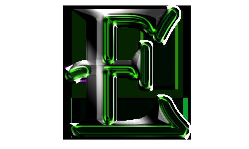 eletter logo by eddyrailgun on deviantart